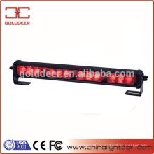 Polícia de emergência carro LED vermelho aviso de luzes traço luz CE (SL332)