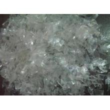 Lavado en caliente Botella clara Pet Flakes / Pet Flakes / Pet Chips