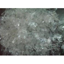 Hot Washed Clear Pet Bottle Flakes /Pet Flakes / Pet Chips
