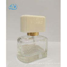Ad-P196 Spray de vidro transparente Perfume Bottle 25ml