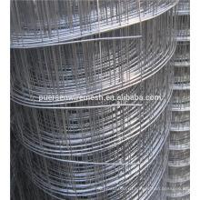 Anping низкоуглеродистая горячая окуная оцинкованная сварная сетка