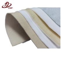 Polyester needle felt filter fabric