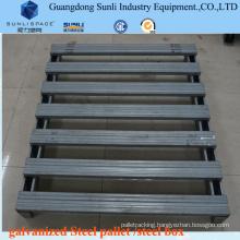 Heavy Standard Size Box Steel Pallet