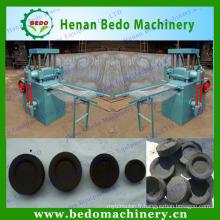 Comprimés efficaces de charbon de bois de charbon de Shisha appuyant sur faisant la machine