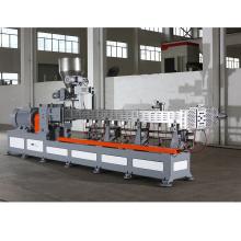 Llenado y modificación Extrusora de doble husillo Productino Line