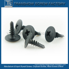 Black Phosphated Truss Head Self Drilling Screw