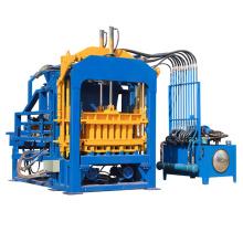 QTF4-15C plc système automatique de brique de béton faisant la machine prix au Pakistan