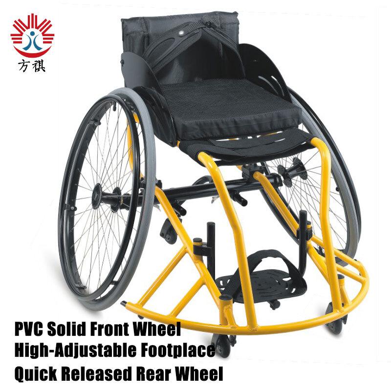 Basketball Center Wheelchair Quick Released Wheel