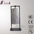 High Quality Hotel Decorative Pearl Black Metal Table Lamp