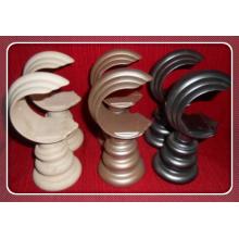 Suporte de prateleira de madeira decorativa, Suportes de prateleira decorativos Madeira, Suporte de prateleira de madeira