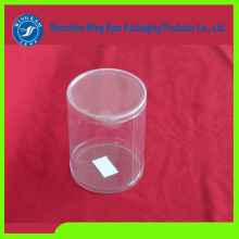 PET food grade tube package with 3 inch inner diameter and 32cm length