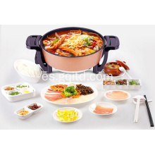 Electric Chaffy Dish, Hot Pot estilo chino