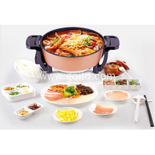Electric Chaffy Dish, Chinese Style Hot Pot