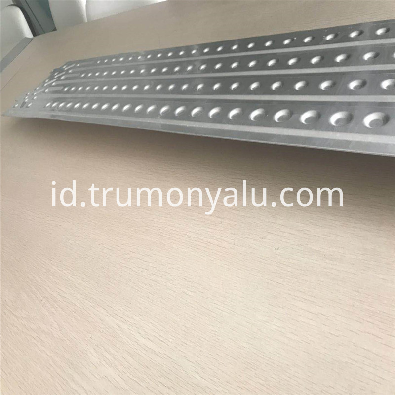 Aluminum Brazed Water Cooling Plate25