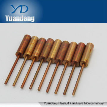 Elektrische Entladung Maschine verwendet Elektrokorrosion Draht Kupfer-Elektrode