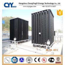 Haute qualité et bas prix Cyylc66 L CNG Filling System