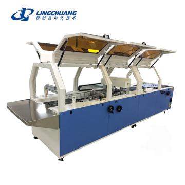 Автоматическая машина для складывания одежды