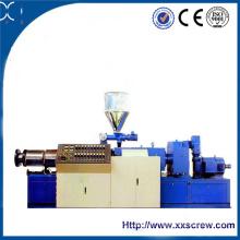 Máquina de la extrusión de WPC Línea gemela de la extrusora del tornillo (serie de YF)