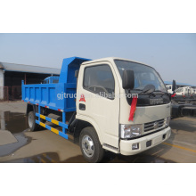 4x2 mano derecha o camiones de volquete LHD 2-10 toneladas camión volquete con precio barato para la venta