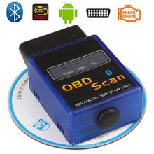 OEM Elm327 Bluetooth Adapter OBD2 Scanner OBD2 Interface Elm327 Supports All Obdii Protocols Car Diagnostic Tool OBD2 for Android and Windows