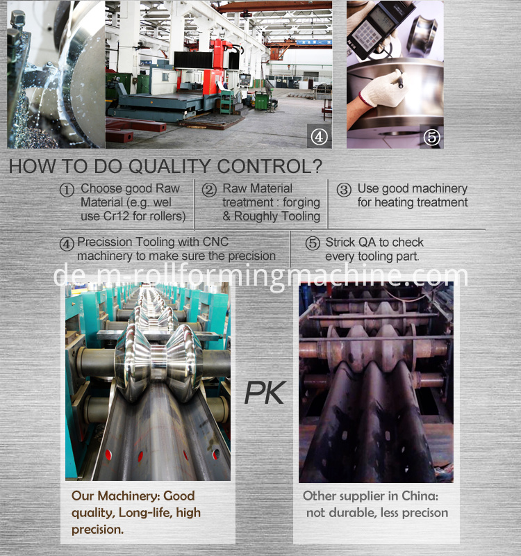 Door and Window Frame Roll Forming Machine