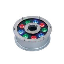 Lumière LED souterraine de LED RVB Lumière LED imperméable à l'eau