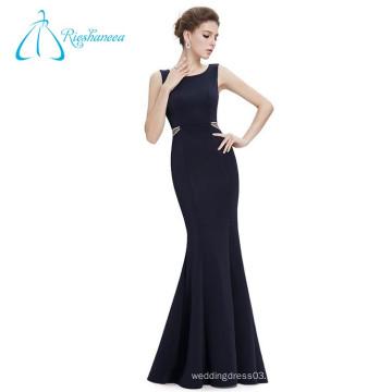 High Quality Satin Sexy Charming Bulk Evening Dresses