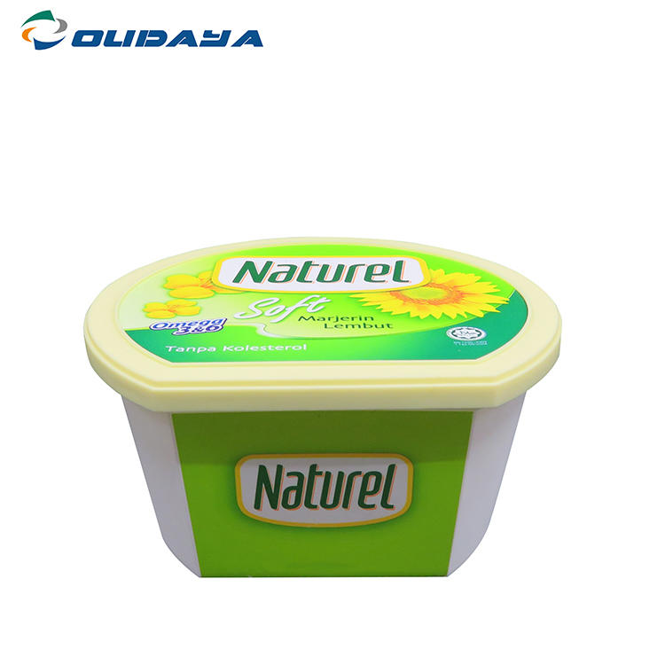 Plastic Butter Packaging
