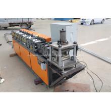 Máquina formadora de ripas de porta de veneziana de rolo de folha galvanizada