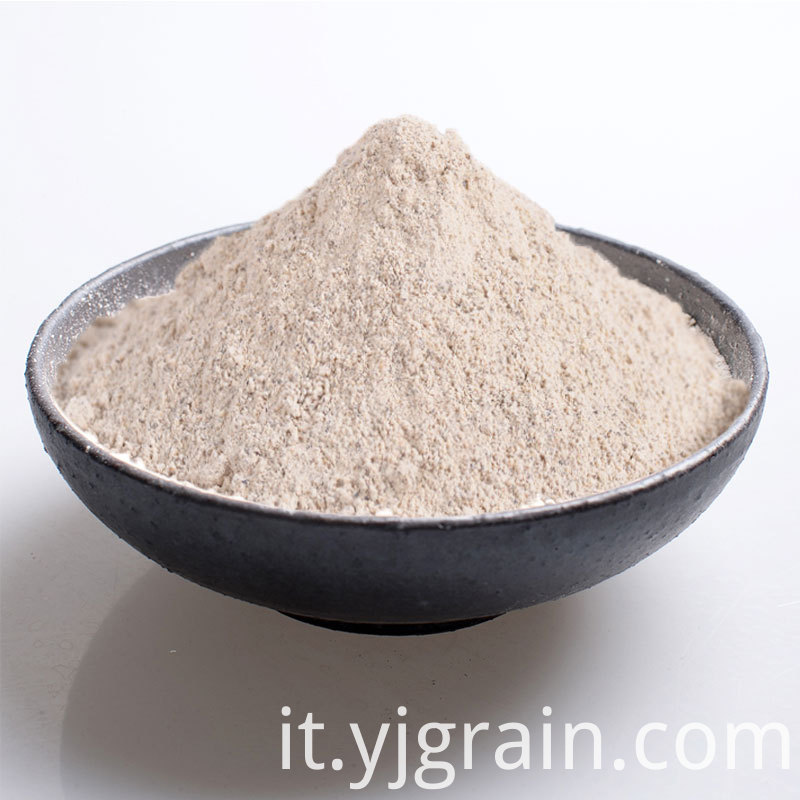 Purple kidney bean flour