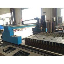 CNC Plasma Flame Cutting Machine for Plates Sheet