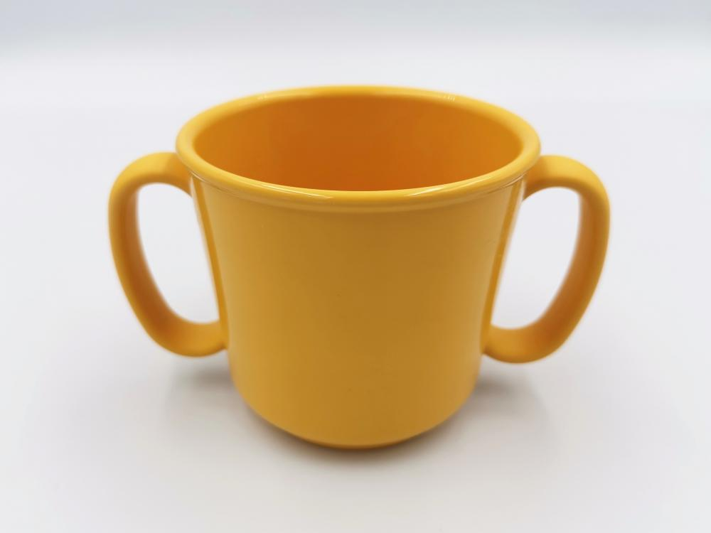Plant-based Natural Children's Two-handle Cup