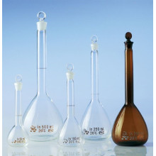 Volumetric Flasks Provide The Highest Accuracy