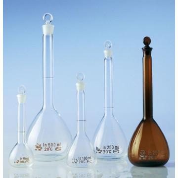 Volumetric Flasks Provide The Highest Accuracy