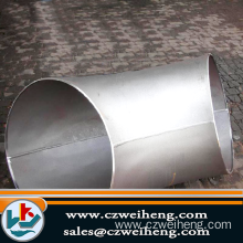 60 Degree Elbow Pipe Fitting