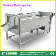 Potatoes Washing Machine, Peeling Machine Mstp-1000