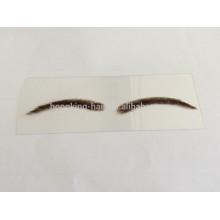 popular human hair false eyebrow for sale