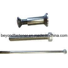 Screw Hex Socket Cap Bolt Hex Bolt Male & Female Bolt Sleeve for Bolt