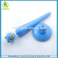Customized promotional product desk ballpen with holder