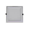12W quadratisches Glas LED-Panel-Licht