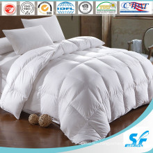 2014 White Color Queen Size Hotel Cotton Quilt