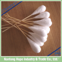hisopos desechables de algodón para vendaje de heridas
