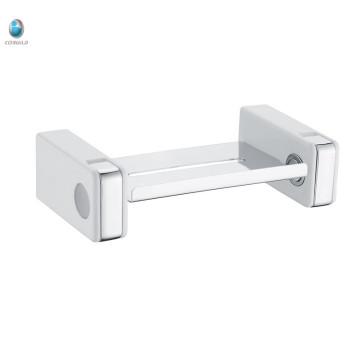 Accessoire de salle de bains 304 porte-savon en acier inoxydable porte-savon blanc