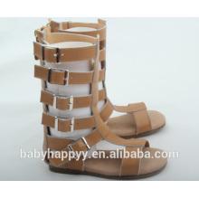 Chaussures de gladiateur marron marron