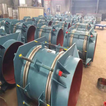 Power Plant Metal Exhaust Pipe Expansion Joint