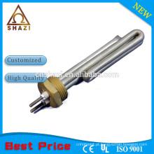 Venda de fábrica elementos de aquecimento elétrico aquecedor de imersão industrial