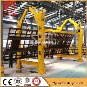 Chain variable-bit machine for dumper making