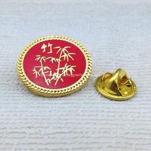 Изготовленный На Заказ Кнопка Металла Pin Нагрудной Планки С Фамилией Участника Чайник