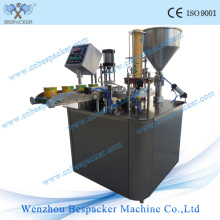 Automatic Fruit Jelly Tube Cup Sealer Machine for Liquid