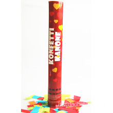 Popper da 50 cm per clienti Design No-firework Party